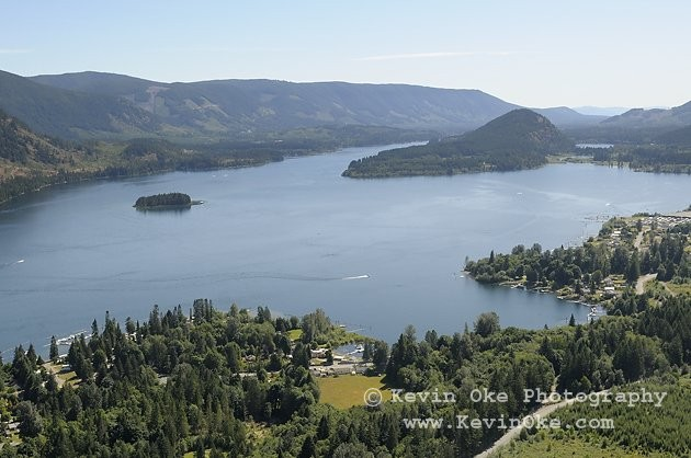 Vancouver Island Small Towns