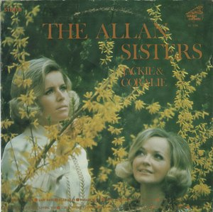 Allan sisters jackie and coralie st front