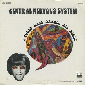 Central nervous system i could have danced all night