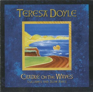 Cd teresa doyle cradle on the waves front