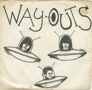 45 wayouts st ep pic sleeve front