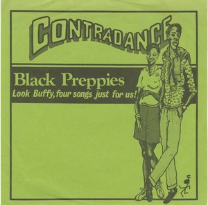 45 contradance pic sleeve ep front