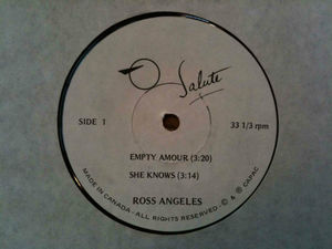 45 ross angeles empty amour