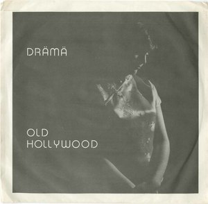 45 drama old hollywood pic sleeve front
