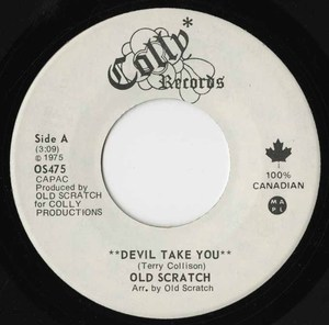 45 old scratch devil take you