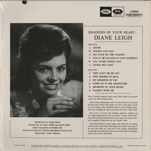 Diane leigh shadows of your heart back
