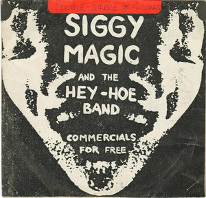 Siggy magic and the hey ho band