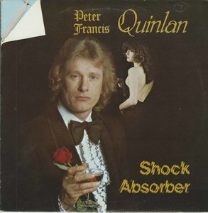 Peter francis quinlan shock absorber front