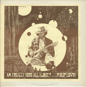 John philip lewin am i really here all alone front