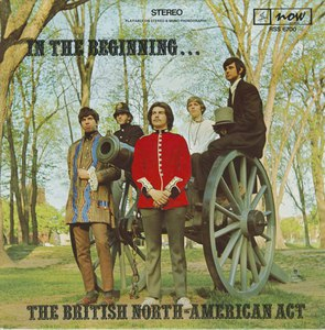British north american act in the beginning