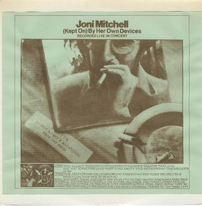 Joni mitchell kept on by her own devices