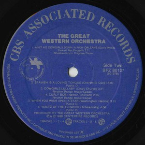 Great western orchestra st vinyl 02