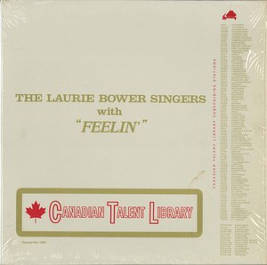 Laurie bower singers feelin' ctl 5114 %281968%29 front