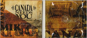 Cd mike ford canada needs you vol 1 jewel foldout