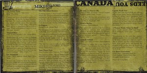 Cd mike ford canada needs you vol 1 insert 03