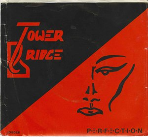 45 tower bridge perfection pic sleeve front