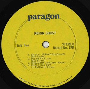 Reign ghost feat lynda squire vinyl side 02