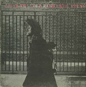 Neil young after the gold rush %28red lettering%29 front