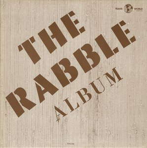 Rabble the rabble album front
