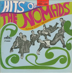 Nomads hits of front