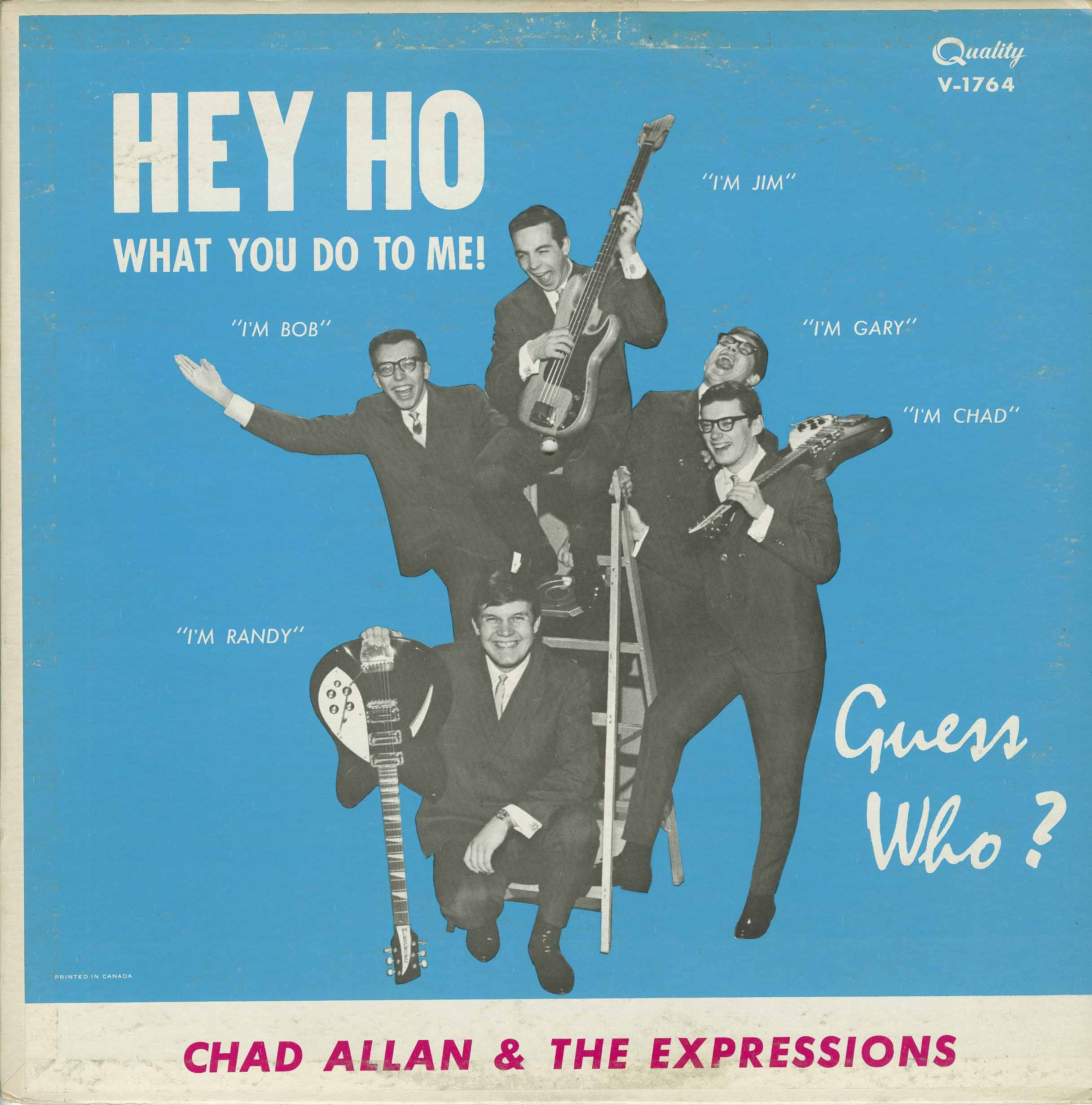 Allan chad expressions allan kowbel hey ho what you for Www home
