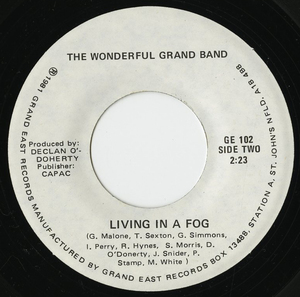 45 wonderful grand band livin in a fog
