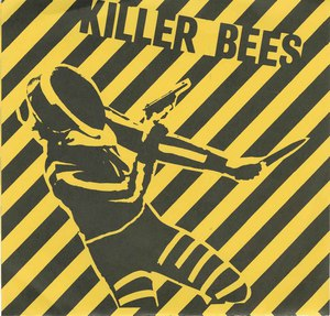 45 curse killer bees pic sleeve