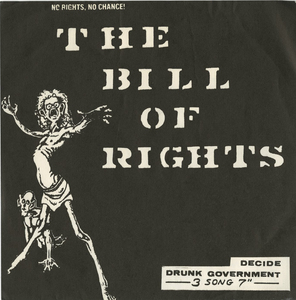 45 bill of rights decide drunk government front