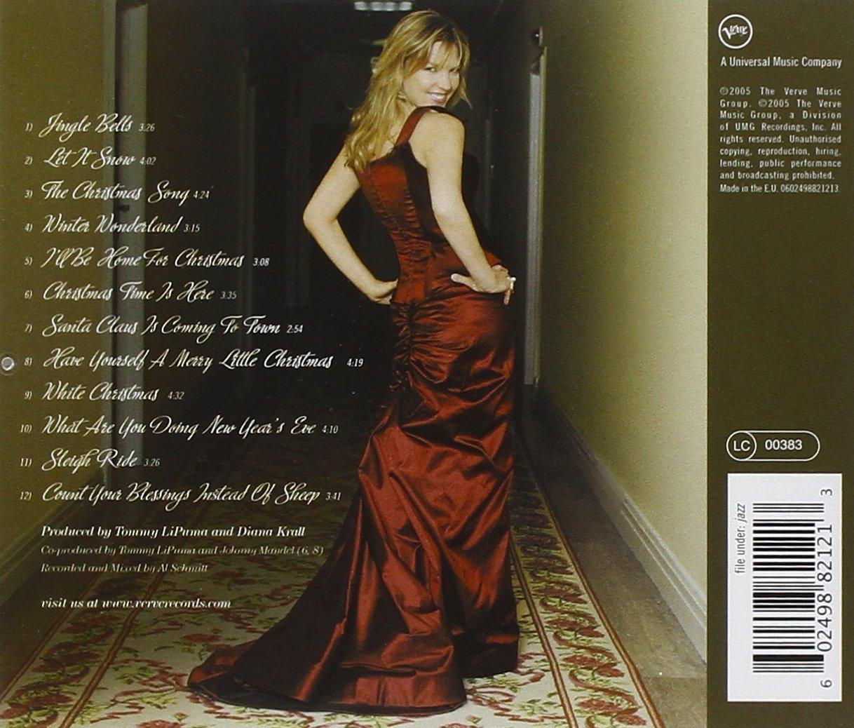 krall diana christmas songs - Diana Krall Christmas Songs