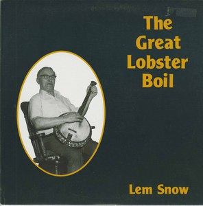 Lem snow the great lobster boil front