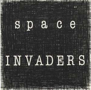 45 space invaders dead boats don't float pic sleeve front