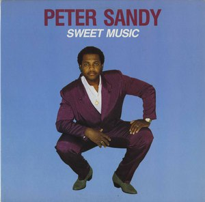 Peter sandy   sweet music front