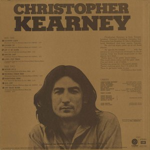 Christopher kearney   st back