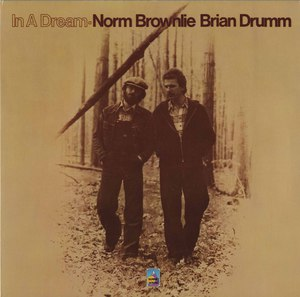 Norm brownlie   brian drumm   in a dream front