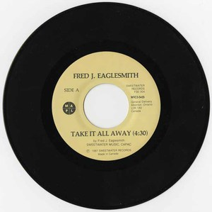 45 fred eaglesmith take it all away