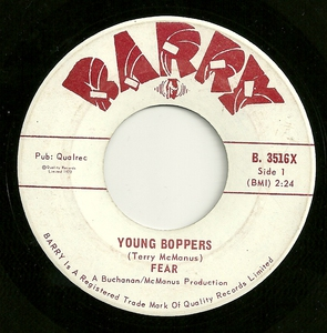 Fear   young boppers