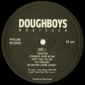Doughboys whatever label 01