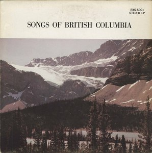 Weeley wright songs of british columbia