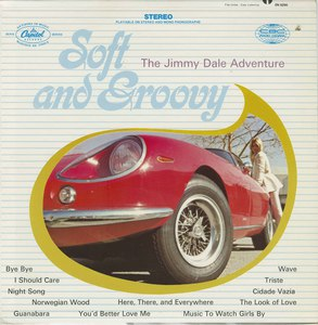 Jimmy dale adventure soft and groovy front