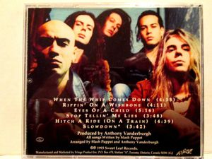 Cd slash puppet st 1993 back