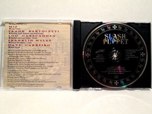Cd slash puppet st 1993 inside