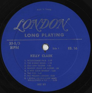 Kelly clark folk songs by label 01