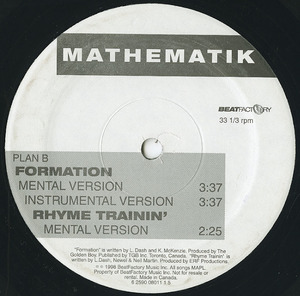 Mathematik better by the letter label 02