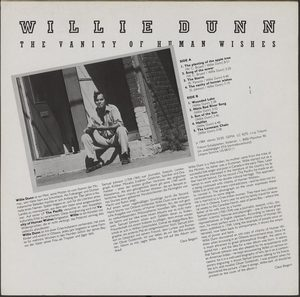 Willie dunn %e2%80%93 the vanity of human wishes back