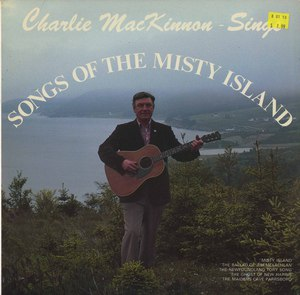 Charlie mackinnon sings songs of the misty island front