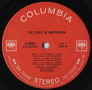 Souls of inspyration st label 02