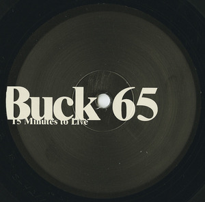 Buck 65   human component label 02