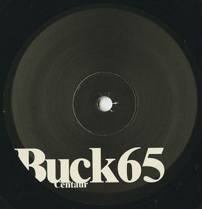 Buck 65   human component label 01