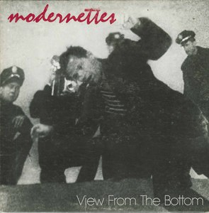 Modernettes view from the bottom