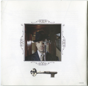 Buck 65 secret house against the world cd back